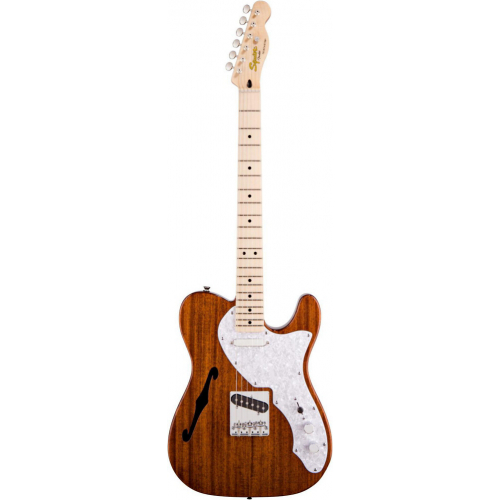 Fender Squier Classic Vibe Telecaster THINLINE MN Natural - фото 2