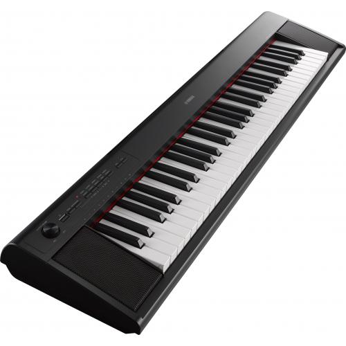 Цифровое пианино Yamaha NP-12 B #1 - фото 1