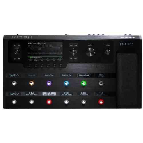 Line 6 Helix Floor FX Processor