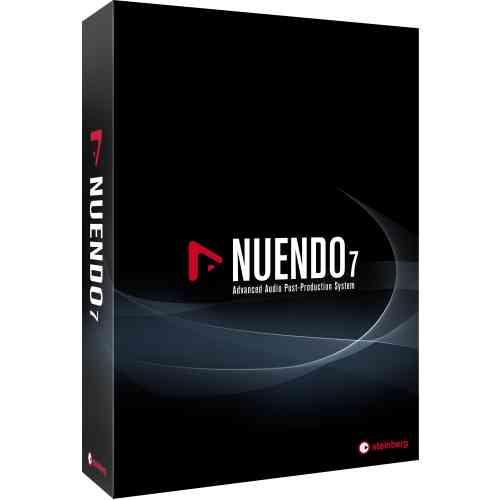 Steinberg Nuendo 7 NEK UD from 6