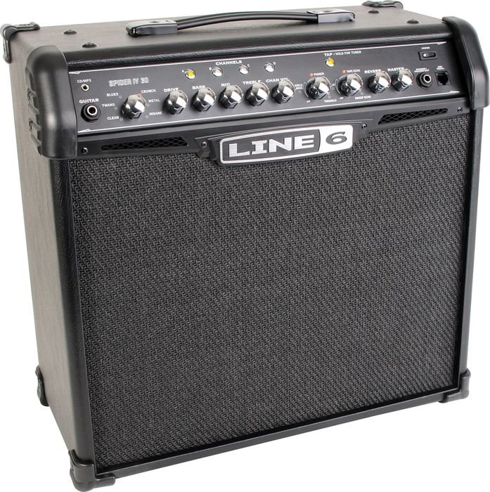LINE 6 SPIDER IV 30 1X12`` 30W MODELLING GUITAR COMBO - фото 1
