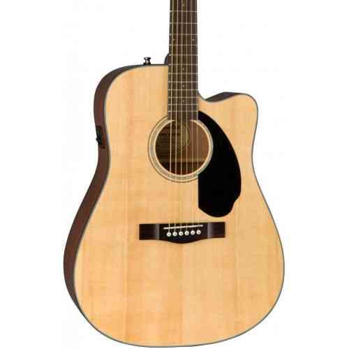 Fender CD-60SCE Dread NAT