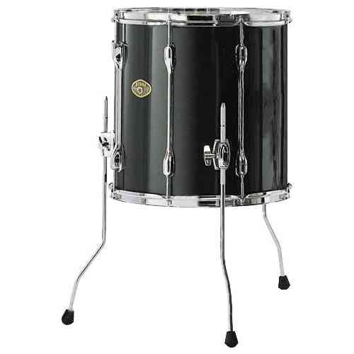 Tama MAF1816-FBK Starclassic Maple 16x18 Floor Tom Flat Black