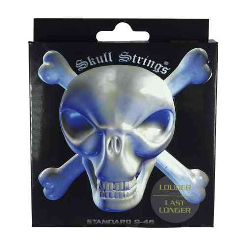 Skull Strings Jeu Standard Custom light 9-46