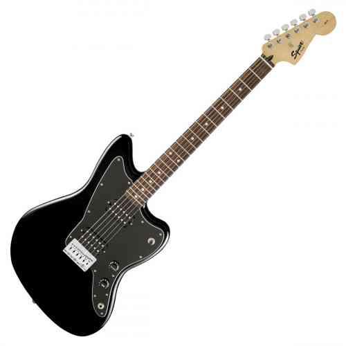 Fender SQUIER AFFINITY JAZZMASTER HH BLK