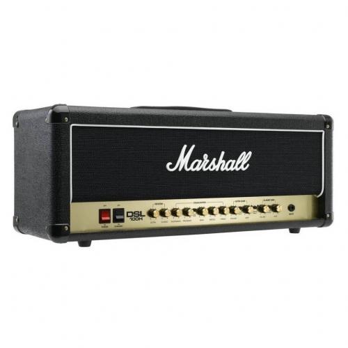 Усилитель для электрогитары Marshall DSL100 HEAD #1 - фото 1