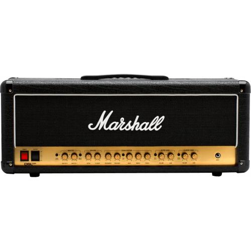 Усилитель для электрогитары Marshall DSL100 HEAD #2 - фото 2