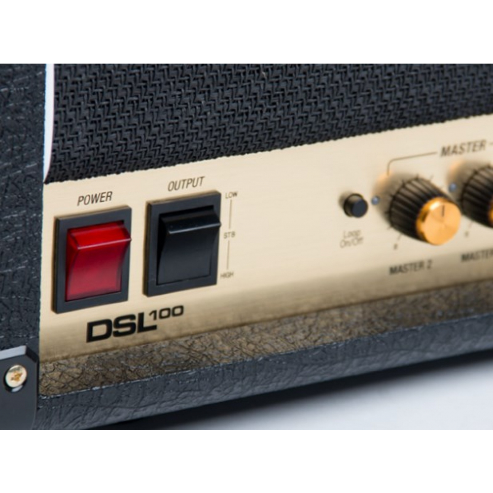 Marshall DSL100 HEAD - фото 5