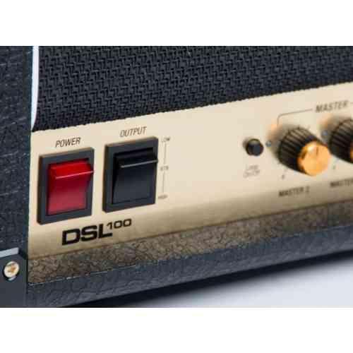 Усилитель для электрогитары Marshall DSL100 HEAD #5 - фото 5