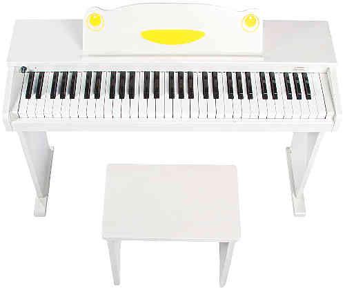 Цифровое пианино Artesia FUN-1 WH #4 - фото 4