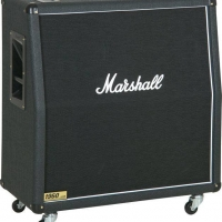 Marshall  1960A 300W 4X12 SWITCHABLE