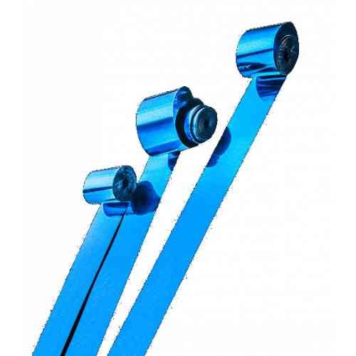 Global Effects серпантин металлизированный, 2смх10м синий