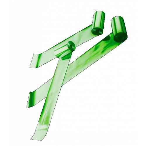 Global Effects серпантин металлизированный, 1,5смх5м зеленый