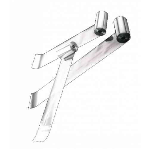 Global Effects серпантин металлизированный, 1,5смх5м серебро