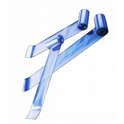 Global Effects серпантин металлизированный, 1,5смх5м синий