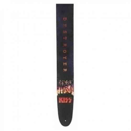 Ремень для гитары PLANET WAVES 25LK03 KISS Destroyer #2 - фото 2