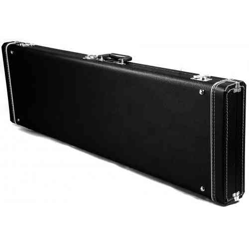 Fender G&G Standard Mustang/Jag-Stang/Cyclone Hardshell Case Black with Black Acrylic Interior