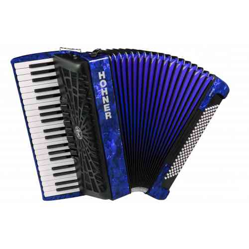 Hohner The New Bravo III 96 dark blue