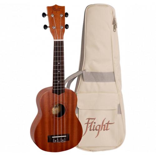 Акустическое укулеле Flight NUS 310 #5 - фото 5