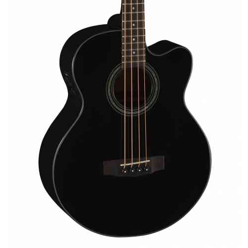 Cort SJB 5F BK ACOUSTIC BASS SERIES