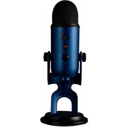 Blue Mic Yeti Midnight Blue