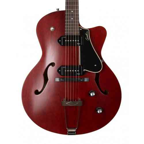 Godin 032327 5th Avenue CW Kingpin II Burgundy