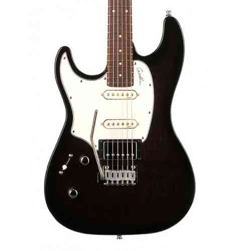 Godin 035861 Session Black Burst SG RN