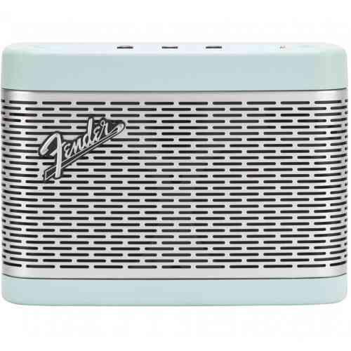 Fender Newport Bluetooth Speaker Sonic Blue