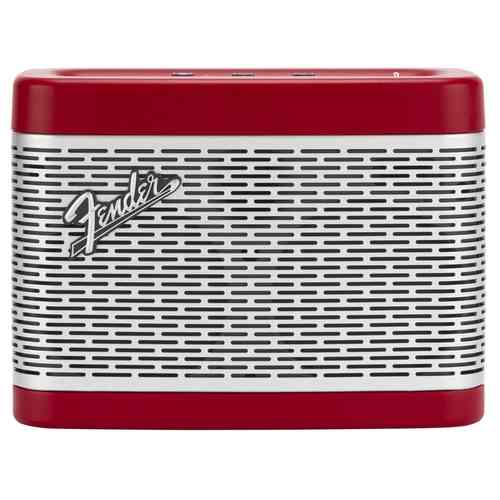 Fender Newport Bluetooth Speaker Dakota Red