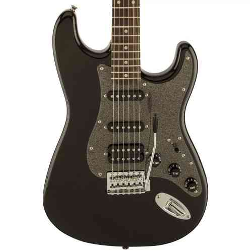 Fender SQUIER AFFINITY STRATOCASTER HSS LRL MONTEGO BLACK METALLIC