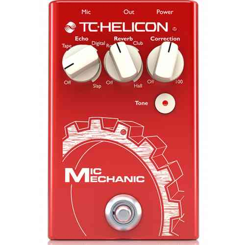 TC Helicon VOICETONE MIC MECHANIC II