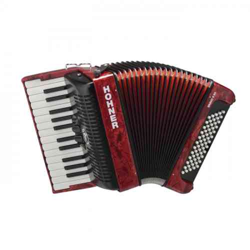 Hohner The New Bravo II 60 red (A16971)
