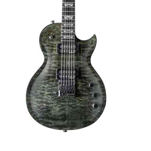 VGS Select Eruption Jet Black Faded Evertune