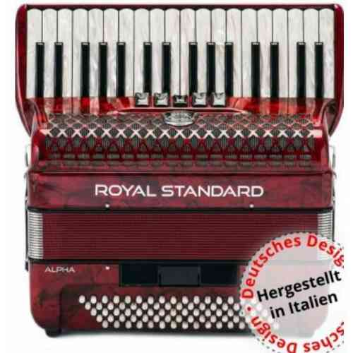 Royal Standard Alpha 72 RD 34/72-3/4-5+3
