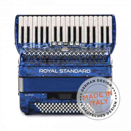 Royal Standard Alpha 72 BU 34/72-3/4-5+3