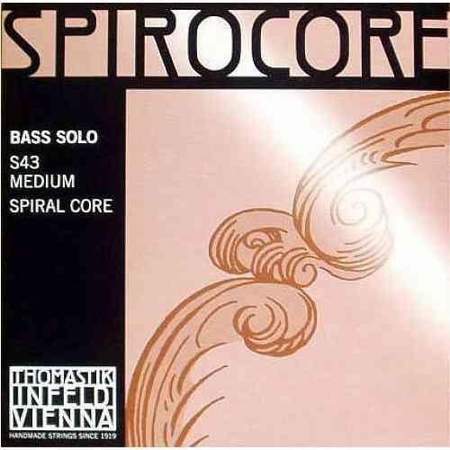 THOMASTIK Spirocore SOLO S43 4/4