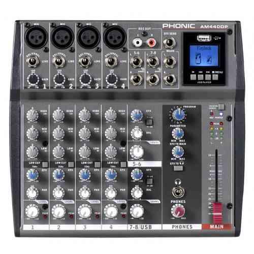 Phonic AM 440DP