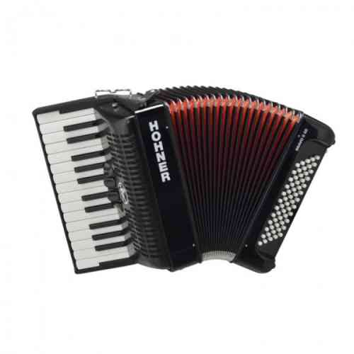 Hohner The New Bravo II 60 black