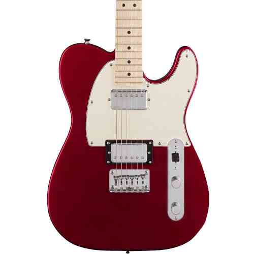 Fender Squier Contemporary Telecaster HH, Maple Fingerboard Dark Metallic Red