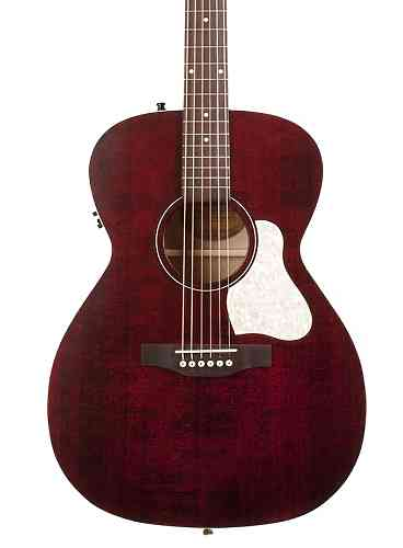 Art & Lutherie 042333 Legacy Tennessee Red QIT