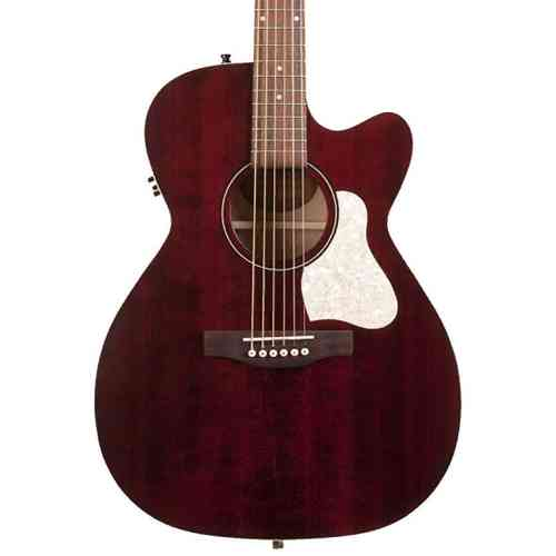 Art & Lutherie 042340 Legacy Tennessee Red CW QIT