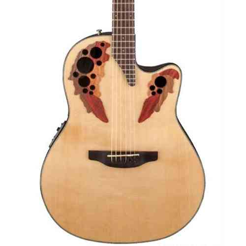 Ovation CE44-4 Celebrity Elite Mid Cutaway Natural