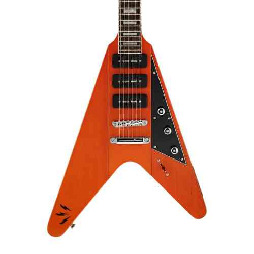 Reverend Signature Ron Asheton Rock Orange