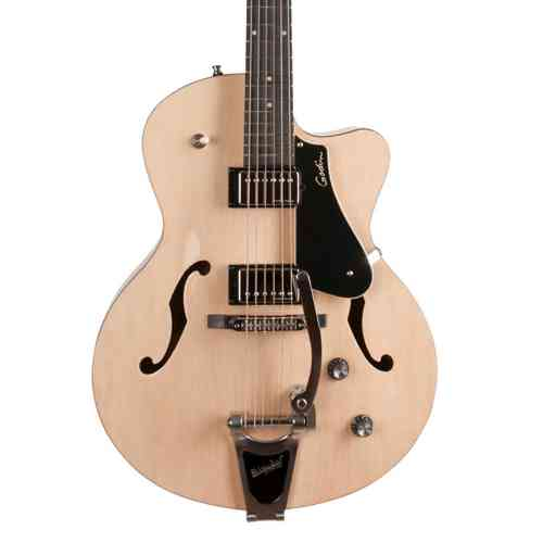 Godin 046874 5th Avenue Uptown GT LTD Trans Cream w/Bigsby