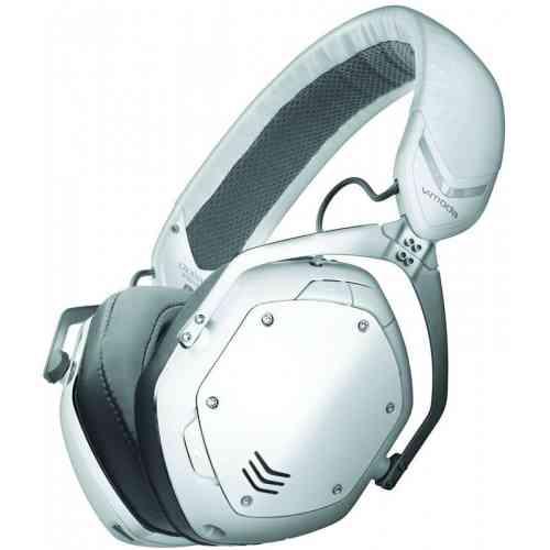 V-Moda XFBT2-MWHITE Crossfade Wireless 2 Matte White
