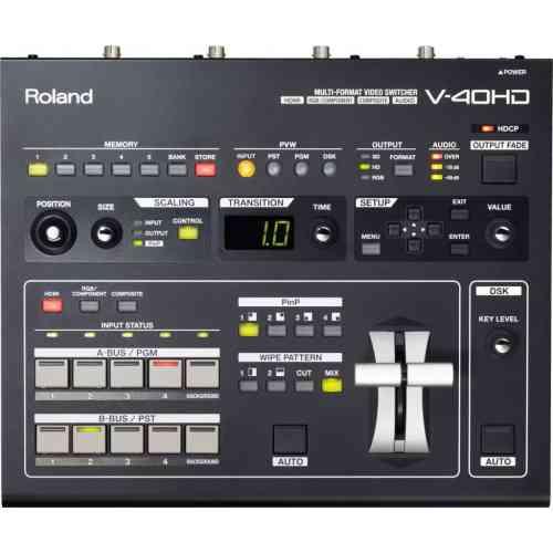 Roland V-40HD