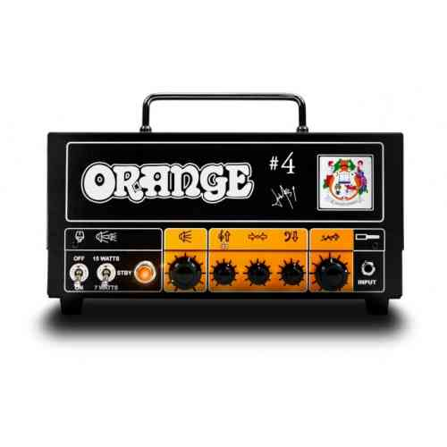ORANGE JRT15H Signature #4 Jim Root Terror Head