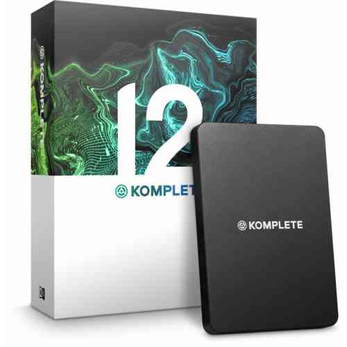 Native Instruments Komplete 12 UPG (K Select)