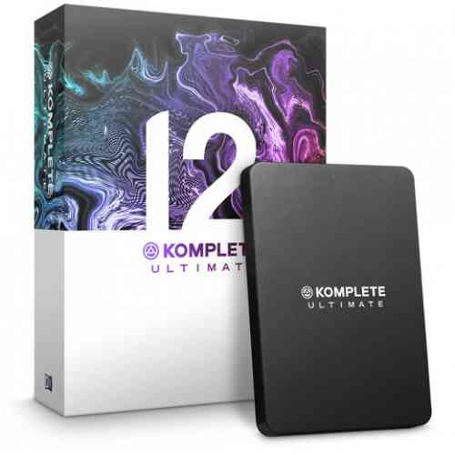 Native Instruments Komplete 12 Ultimate UPG (K8-12)
