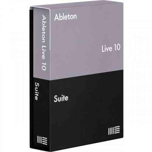 Ableton Live 10 Suite Edition UPG from Live Lite